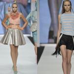 Milano Fashion week 2012: tendenza e stili