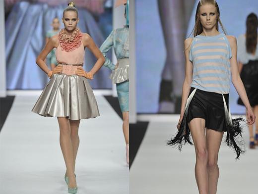 Milano Fashion- week 2012