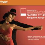 Tangerine Tango colore dell'anno! Parola di Pantone LLC